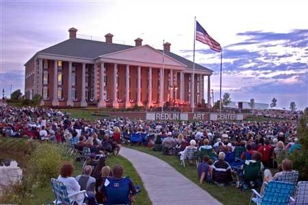 The Redlin Art Center in Watertown, S.D. (South Dakota Tourism photo)