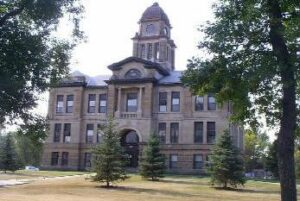 Marshall County Courthouse - Britton, SD