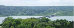 Missouri River near Platte