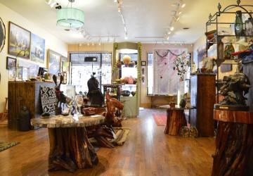 Dakota Nature & Art Gallery and Fine Gifts