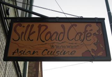 The Silk Road Cafe