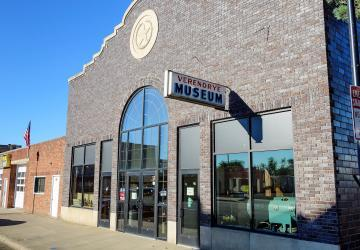 Verendrye Museum