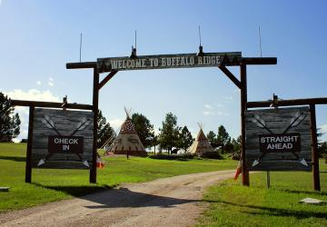 Buffalo Ridge Camp Resort