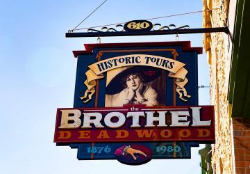 The Brothel Deadwood