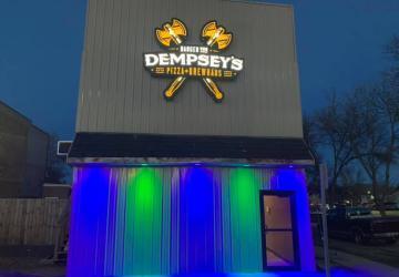 Danger von Dempsey's Pizzeria & Brewhäus