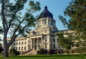 South Dakota State Capitol