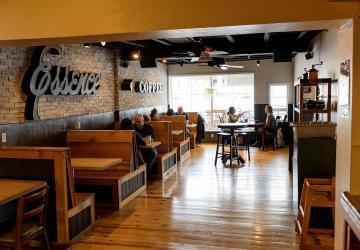 Essence of Coffee Roastery & Cafe