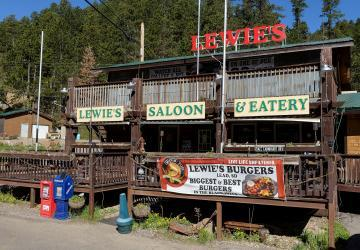 Lewie's Saloon and Eatery