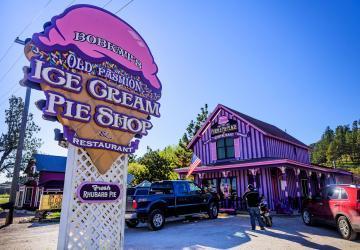 Bobkat's Purple Pie Place
