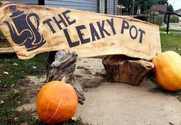 The Leaky Pot Cafe