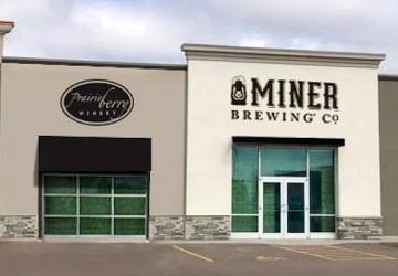 Miner Brewing Company and Prairie Berry Winery Taproom