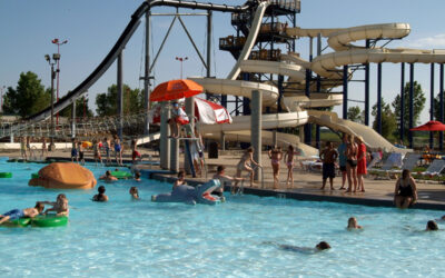 Catch the Wave at Wild Water West, Sioux Falls, SD