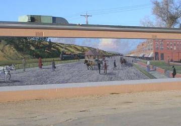 Hot Springs Murals