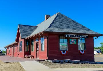 Fort Pierre Depot and Museum