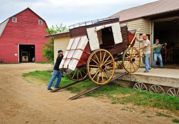 Hansen Wheel & Wagon Shop