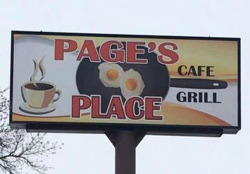 Page's Place Cafe & Grill
