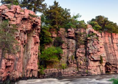 Palisades State Park