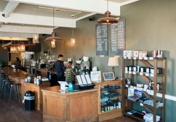 Coffea Roasterie & Espresso Bar