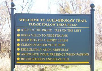 Auld-Brokaw Trail