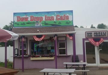 Dew Drop Inn Cafe