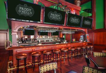 Paddy O'Neill's Irish Pub & Grill