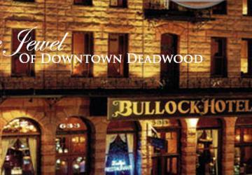 Historic Bullock Hotel