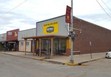 Wilder Welcome Center & Prairie Bus Tours