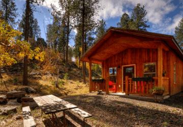 Yak Ridge Cabins and Farmstead