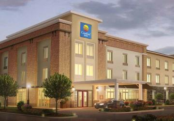Comfort Inn & Suites Hill City