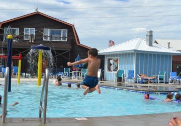 Sioux Falls Yogi Bear's Jellystone Park Camp-Resort