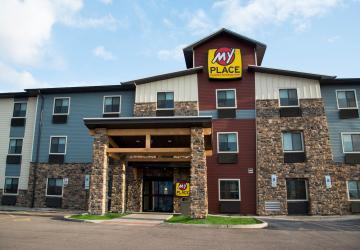 My Place Hotel – Sioux Falls