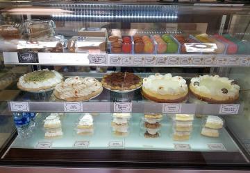 Pistachio Pie Bakery