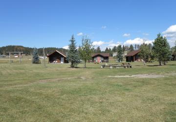 Gold Camp Cabins
