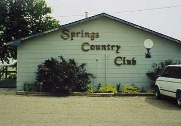 Springs Country Club