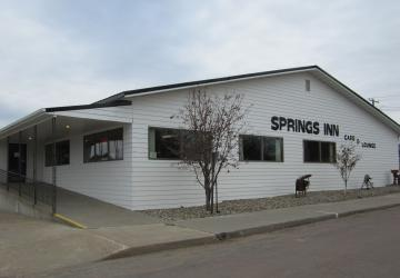 Springs Inn Cafe and Lounge