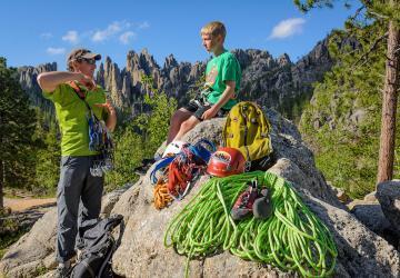 Sylvan Rocks Climbing School & Guide Service