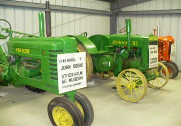 Agricultural and Tractor Museums