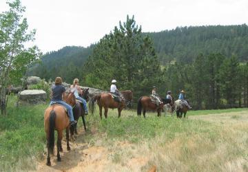 Rockin R Trail Rides