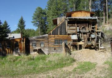 Wade's Gold Mill