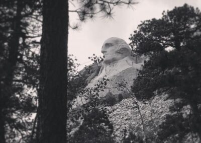 Presidential Trail at Mount Rushmore